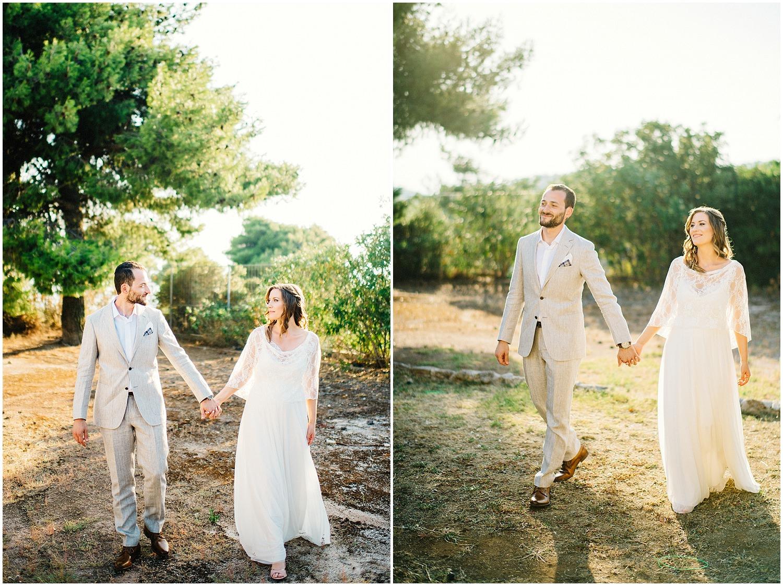 Wedding By The Sea Greece 38