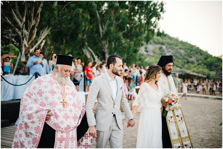 Wedding By The Sea Greece 48