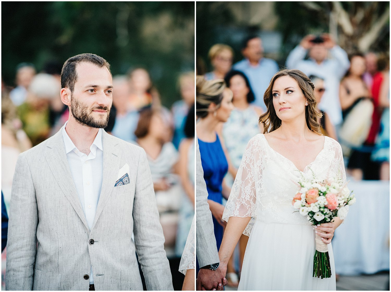 Wedding By The Sea Greece 49