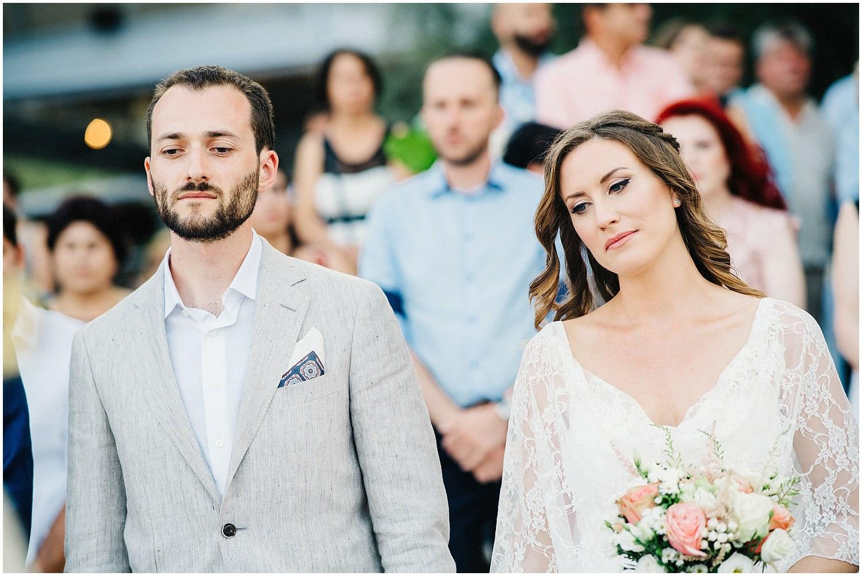 Wedding By The Sea Greece 58