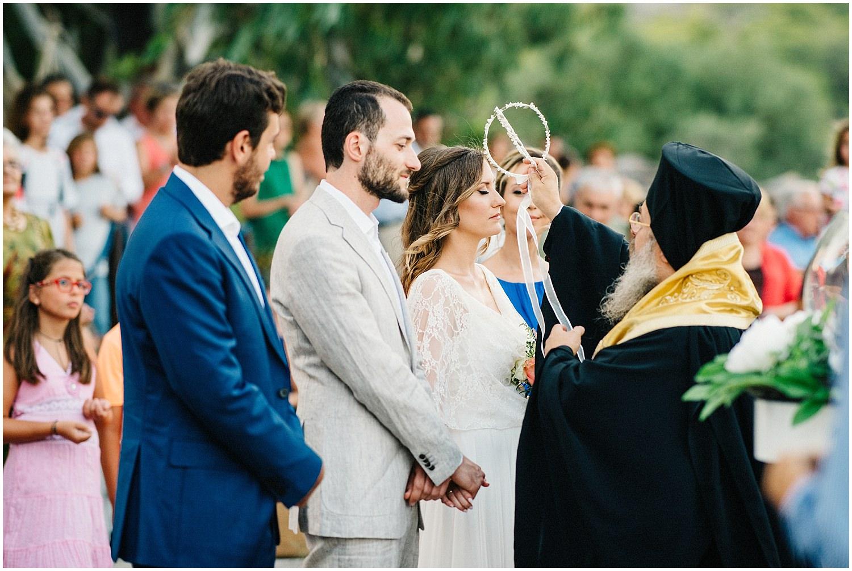 Wedding By The Sea Greece 70