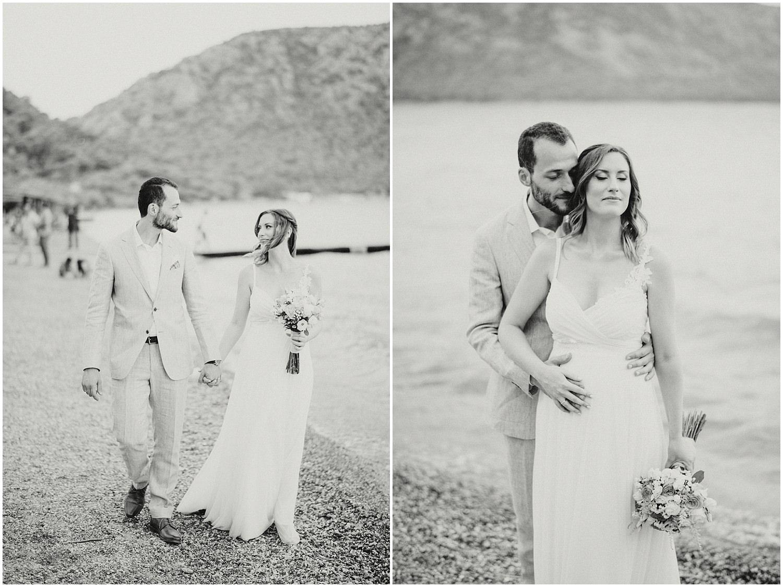 Wedding By The Sea Greece 75