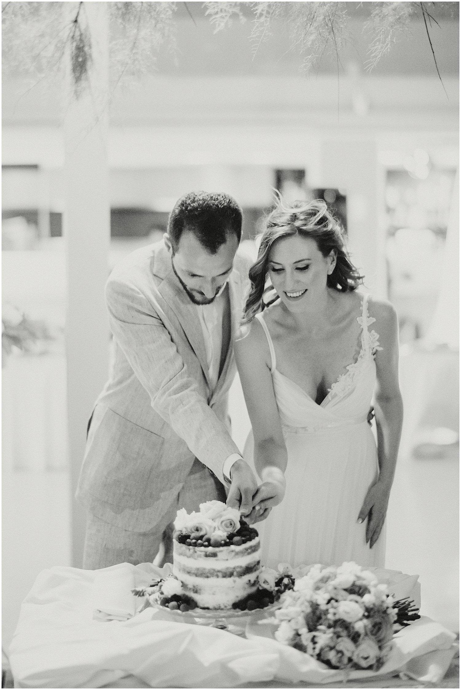 Wedding By The Sea Greece 93