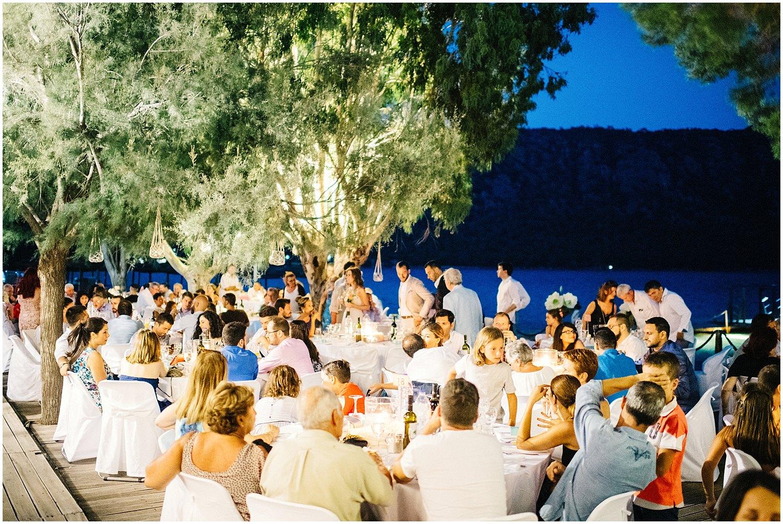 Wedding By The Sea Greece 94