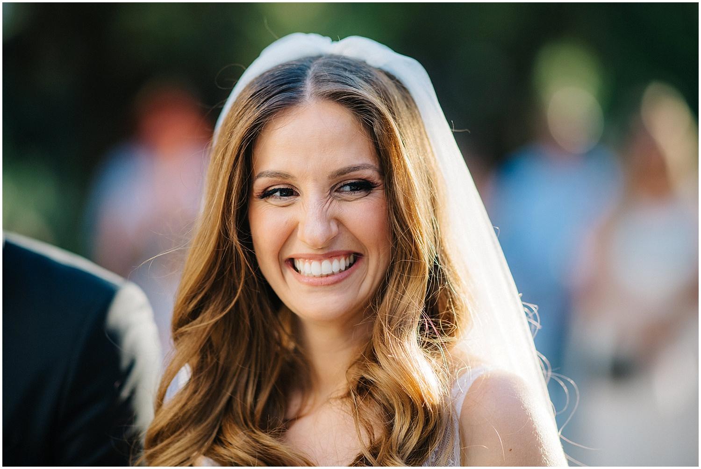 Bride in athens